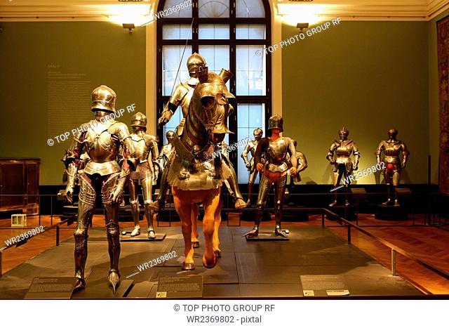 Europe Austria Vienna Hofburg Palace