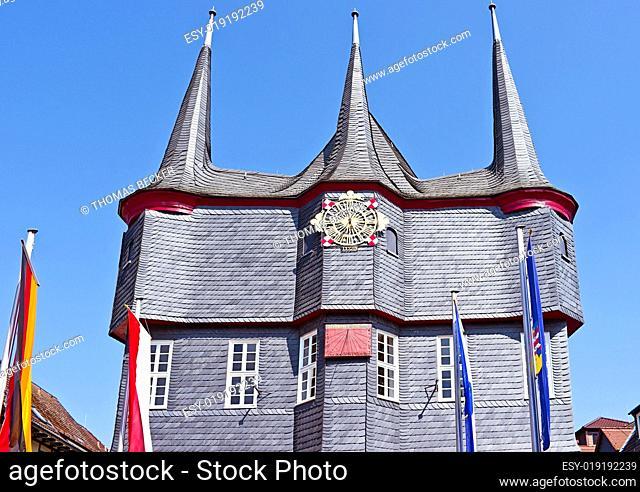 Frankenberger Rathaus