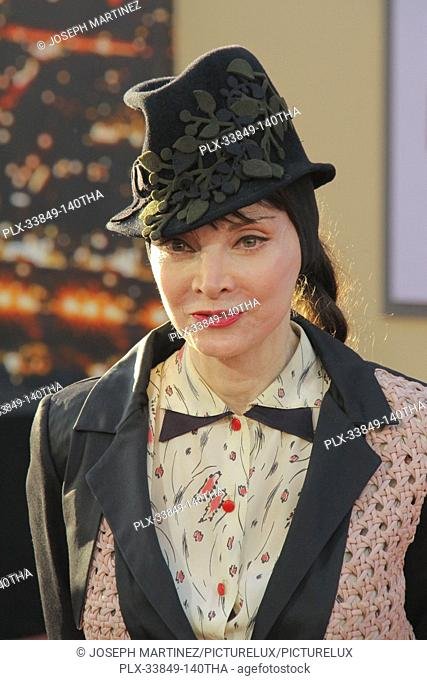 """Toni Basil at Sony Pictures' """"""""Once Upon a Time...in Hollywood"""""""" World Premiere held at the TCL Chinese Theatre, Los Angeles, USA, July 22, 2019"""