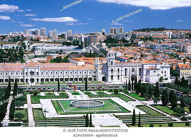 Monastery of the Hieronymites, Belem, Lisbon. Portugal (April 2007)