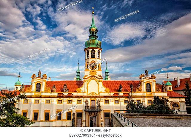 Loreta - the famous Prague pilgrim place
