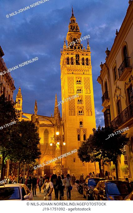 Cathedral, Sevilla Spain