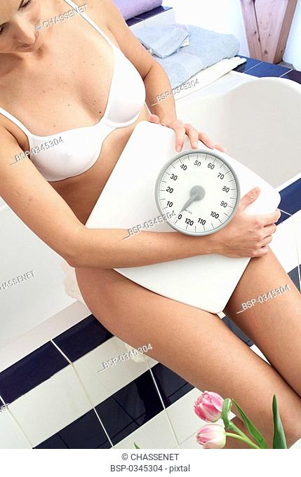 WEIGHT, WOMAN Model