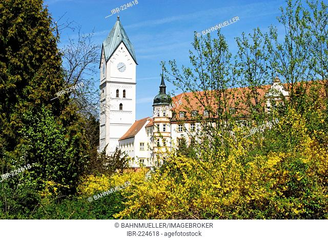 Scheyern Upper Bavaria Germany Benedictine abbey