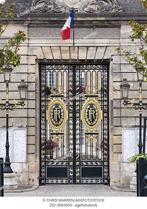 Hotel de Ville Soissons Aisne Hauts-de-France France