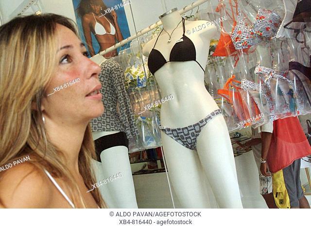 Shop, Rio de Janeio, Brazil