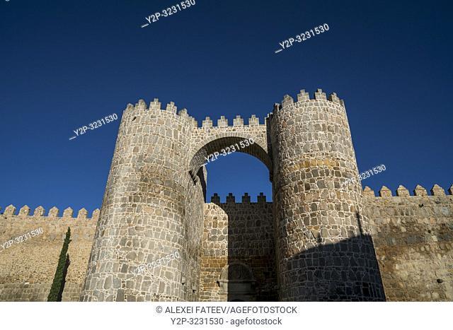 Ã. vila, Castile and León, Spain