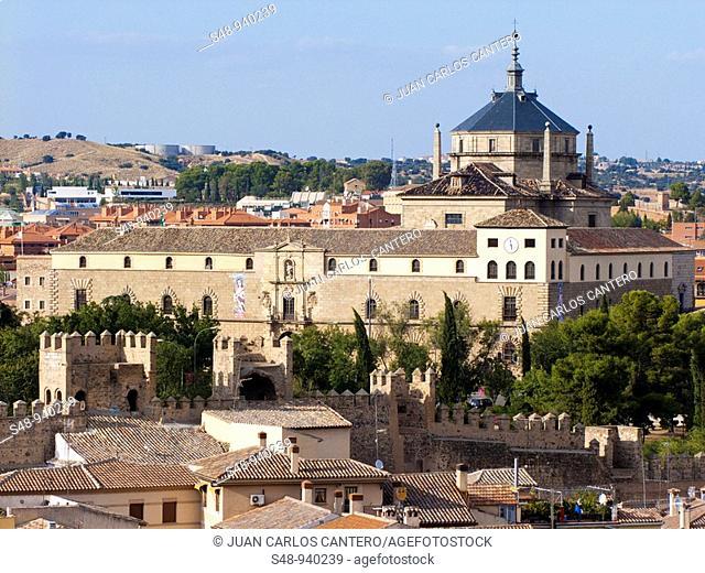 Hospital de Tavera. Toledo. Castilla la Mancha. Spain