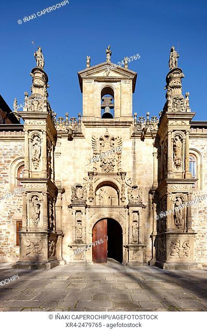 Universidad Sancti Spiritus, Onati, Gipuzkoa, Guipuzcoa, Pais Vasco, Spain