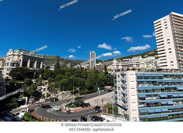 Montecarlo, Principauté de Monaco