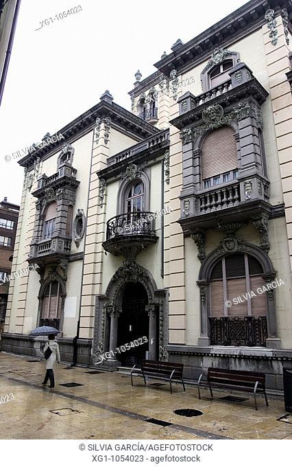 PALACIO DE BALSERA, AVILES, ASTURIAS, ESPANYA