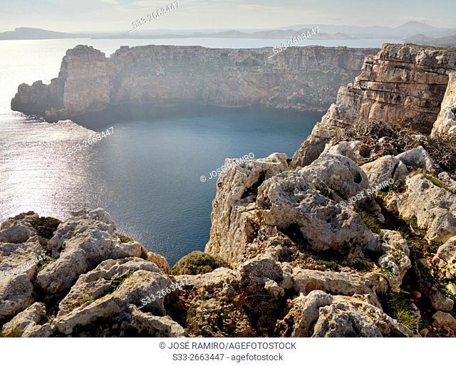 Cap Roig. Menorca. Islas Baleares. Spain. Europe