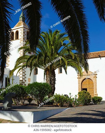 Betancuria Antigua Fuerteventura Canary Islands Spain