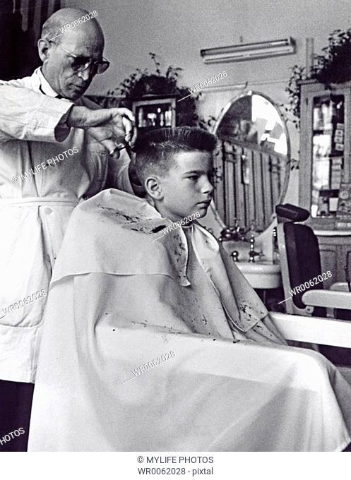french haircut