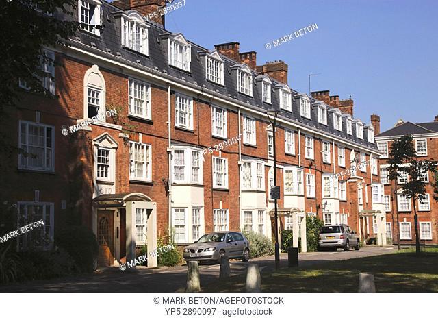 Tyndale Mansions Islington London