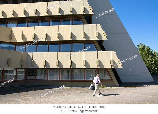 Officebuilding, City Nord, Hamburg, Germany