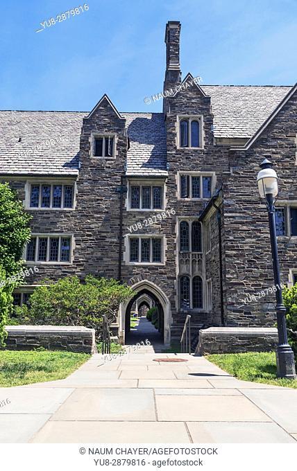 World famous Princeton University, New Jersey, USA
