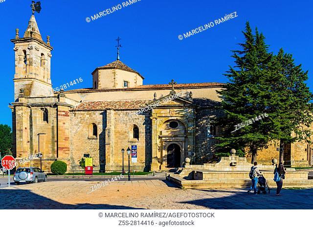 Convent of St. Francis. Molina de Aragón. Guadalajara, Castilla La Mancha, Spain, Europe