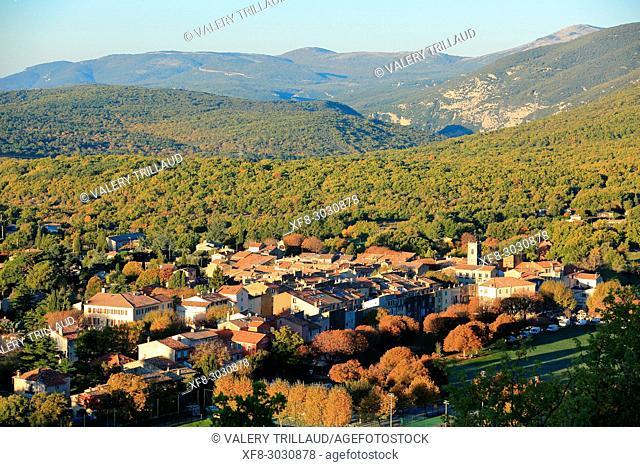 Saint Vallier de Thiey, Parc naturel régional des Préalpes d'Azur, Alpes-Maritimes, 06, Cote d'Azur, PACA, France