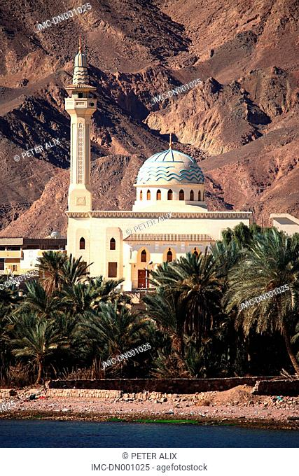 Egypt, Nuweiba, mosque