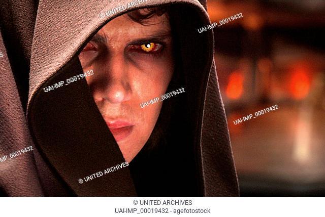 Star Wars: Episode III - Die Rache der Sith, (STAR WARS: EPISODE III - REVENGE OF THE SITH) USA 2005, Regie: George Lucas