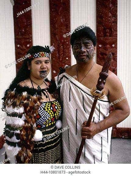 costume, cultural, culture, daytime, face, faces, holiday, house, indigenous, island, man, Maori, Maoris, meeting, M