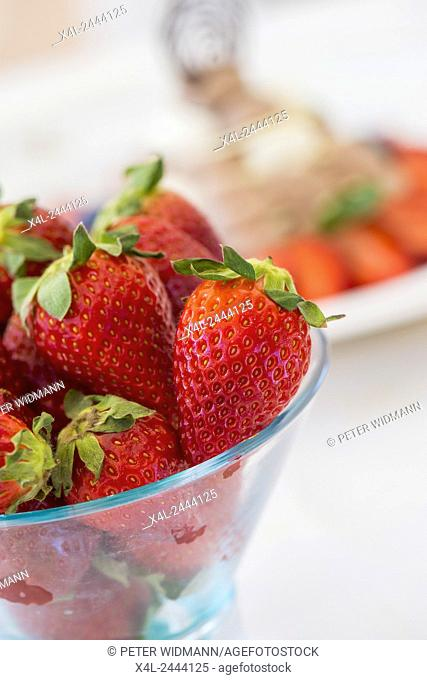 Strawberries, Croatia, Istria