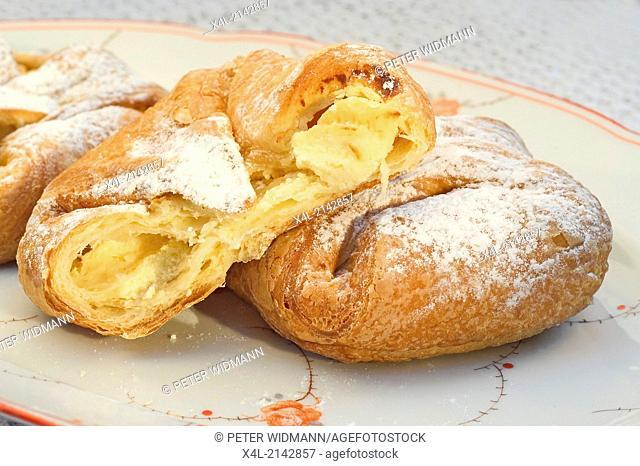 food dessert danish pastry