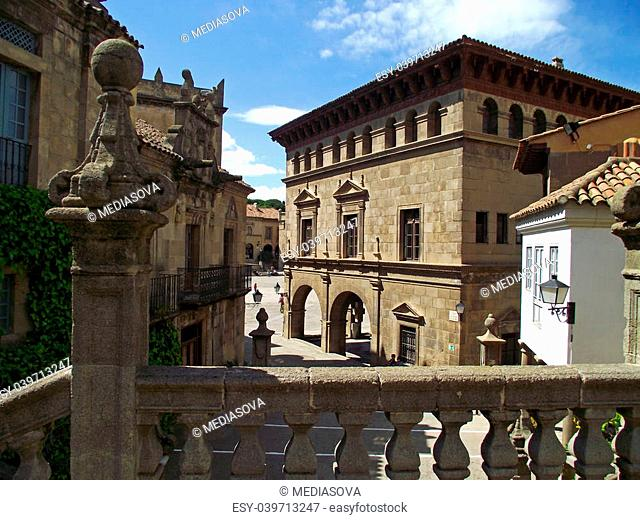 the architecture of Spain
