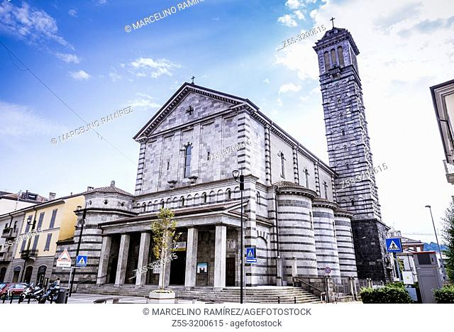 The sanctuary of Our Lady of Victory - Santuario di Nostra Signora della Vittoria - is a place of Catholic worship in Lecco