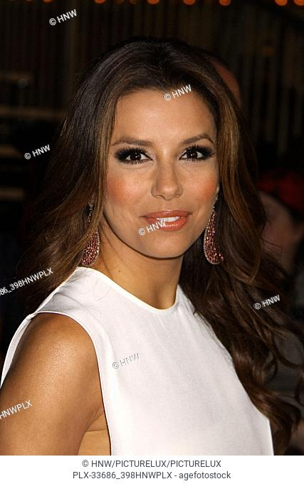 "Eva Longoria 05/07/2011 """"Pirates of The Caribbean: On Stranger Tides"""" Premiere  @ Disneyland, Anaheim Photo by Megumi Torii/HNW / PictureLux  May 7"