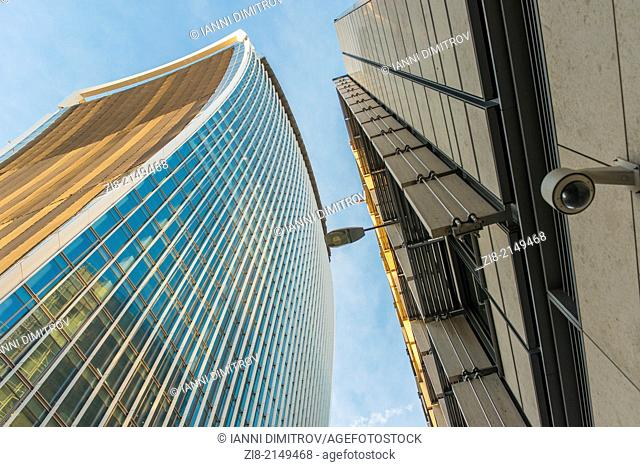 20 Fenchurch Street is a commercial skyscraper in London. It takes its name from its address on Fenchurch Street in the City of London financial district and it...