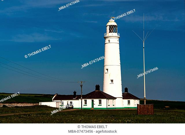 Lighthouse at Nash Point