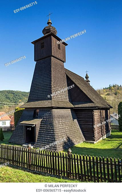 Wooden church of the Virgin Mary - Hranicne