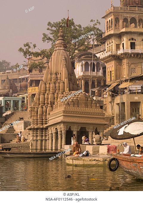 Varanasi, India - Life on the Ganges