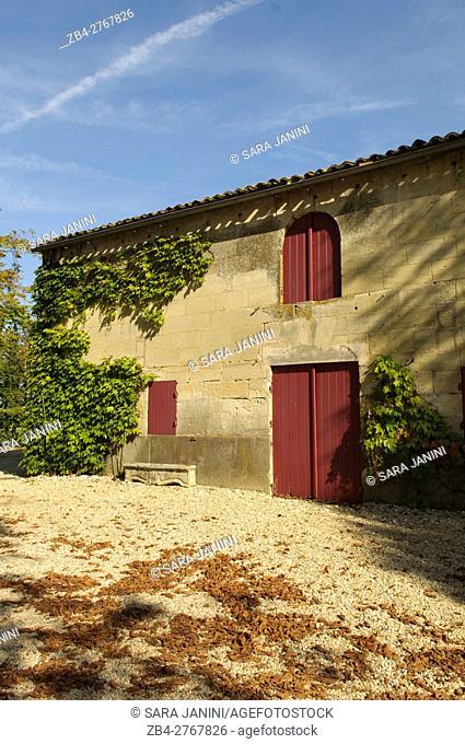 Sylvain Winery, 175, route de St Emilion.33500 Libourne, Aquitaine, France