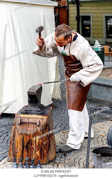Blacksmith Bratislava, Slovakia