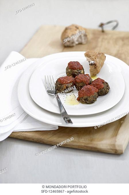 Lentil and Vegetable Balls