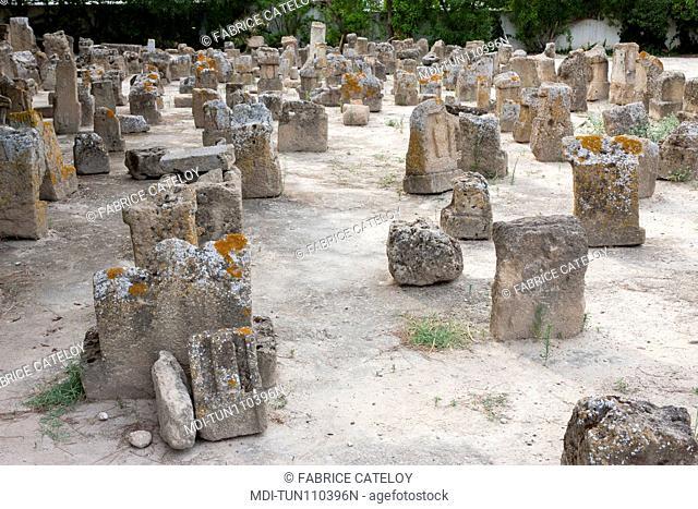 Tunisia - Carthage - Punic tophet