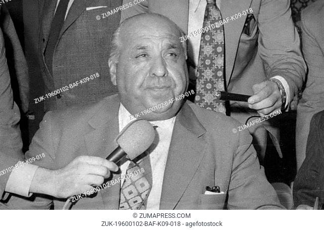 Dec. 16, 1968 - Peron May be Back in Argentine at Any Time All legal charges against the ex dictator (now called 'Ex- President General Peron') were officially...