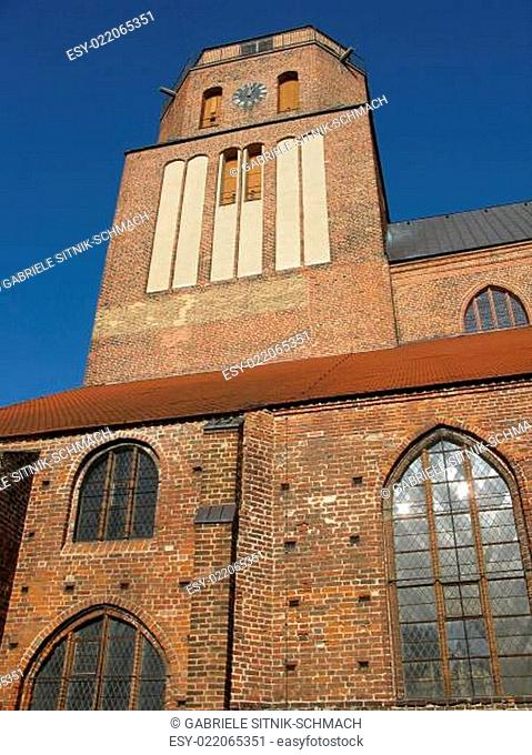 Petrikirche in Wolgast