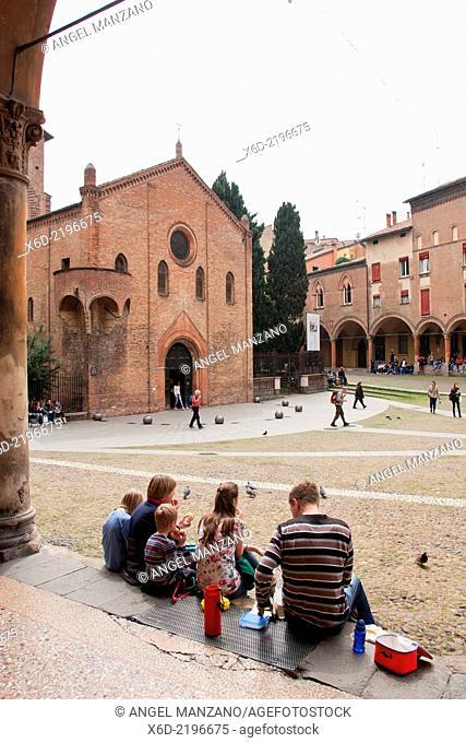 San Stefano square, Bologna