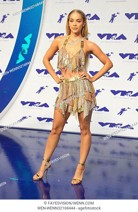 2017 MTV Video Music Awards Featuring: Jasmine Sanders Where: Inglewood, California, United States When: 27 Aug 2017 Credit: FayesVision/WENN.com