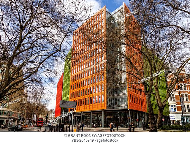 Central Saint Giles, Mixed Use Development, London, England