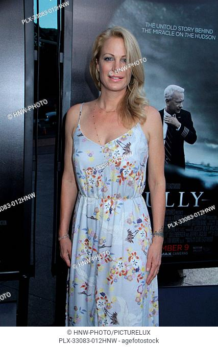 Alison Eastwood 09/08/2016 The Los Angeles Industry Screening of Sully held at the Directors Guid of America Theatre in Los Angeles