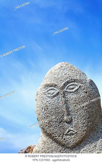 Kyrgyzstan - Cholpon-Ata - Balbal monuments