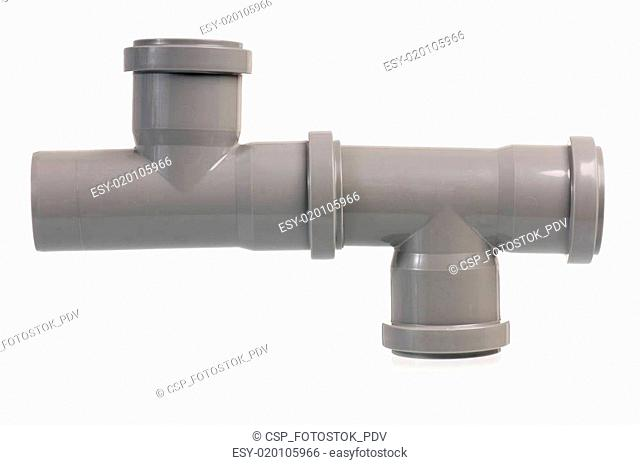 Plastic sewer pipe