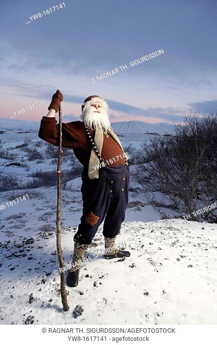 Icelandic Yule Lad aka Santa Claus, Iceland  The Yule Lads or Yulemen are from Icelandic Folklore who in modern times have become the Icelands version of Santa...