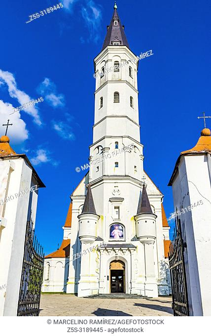 Cathedral of Saints Peter and Paul, Siauliai (Šiauliai), Siauliai County , Lithuania, Baltic states, Europe