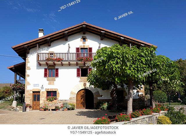 Farmhouse in Alcoz, Ultzama, Navarra, Spain